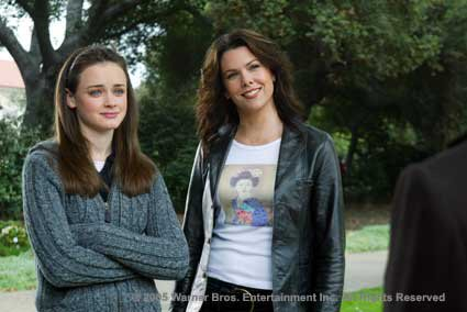 Gilmore Girls: Season Three on DVD